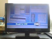 """Bush 22"""" flat screen TV."""