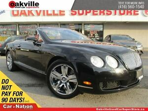 2007 Bentley Continental GT W12 6.0L TWIN TURBO | CONVERTIBLE |
