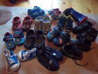 Boys shoe bundle size 4/5