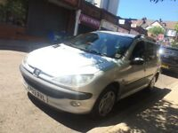 PEUGEOT 206 SILVER 2003 Drives Like New