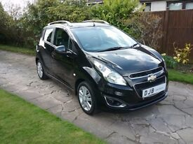 13 CHEVROLET SPARK LTZ MOT 7.5.2019 £30 ROAD TAX
