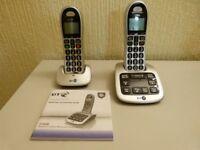 BT4500 Big Button Phone
