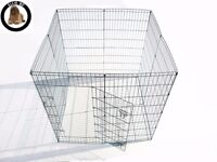 Puppy/rabbit foldable easy-up PLAYPEN new, no box
