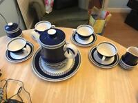 Vintage Saphir Tea Set