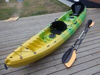 Tandem 2 + 1 Sit On Osprey Kayak