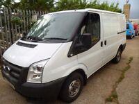 Finance - £118 P/ M-Ford Transit Low Roof Van 2.2 300 - 1 Owner - FSH - 1 YR MOT - Warranty 260 300