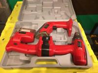 Power drill kit