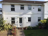3 Bed Semi Detached House with Garage, Parking, Gardens and Sea Views