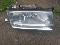 Skoda Octavia VRS mk1 98-04 headlights pair