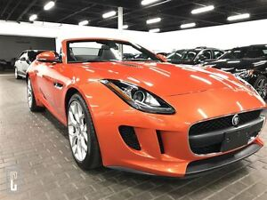 2014 Jaguar F-Type SUPERCHARGED CABRIOLET