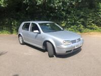 2002 Vw Volkswagen Golf 2.0 Gti 5dr Silver