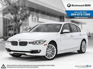 2013 BMW 3 Series 328i xDrive Navigation Executive Premium Pack!