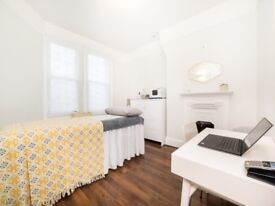 Treatment / beauty / massage room to rent in Chelsea / South Kensington
