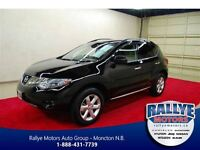 2010 Nissan Murano SL AWD 70 KMs Sunroof! Trade-in !