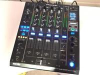 Pioneer DJM 900 SRT Serato DJ Professional Mixer ( CDJ 2000 Nexus )