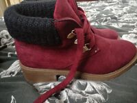 Women's/ girls ankle boots