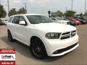 2016 Dodge Durango R/T 5.7L HEMI**LEATHER**NAVIGA