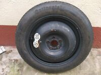 * * * NEW Continental Spare wheel tyre Rover 75, MG ZT, Saab, Subaru 16 inch * * *