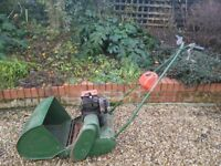 Suffolk colt lawn mower haven't used for a while erratic start not strong enough to start anymor