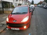 Peugeot 1007 1.4 HDI not polo corsa golf Astra bmw mercedes