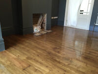 Floor sanding for any property in Ilford, London