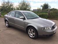 2002 Audi A4 Saloon 1.9tdi (pd130)