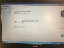 """Samsung P510 15.6""""Business Notebook"""