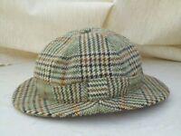 Deerstalker - Christys London Brown tweed, size medium VGC £10