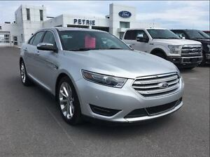 2016 Ford Taurus Limited - HEATED LEATHER, MOONROOF, REMOTE STAR