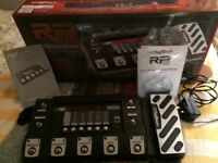 Digitech rp 500, multi effects.