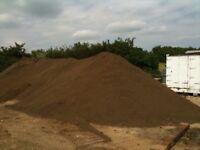 5 x Tonne Bulk Load of 10mm Screened Top Soil £125 + VAT