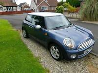 2009 Mini One Chilli Pack, Air con and factory bluetooth