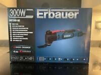 Erbauer EMT300-QC 300w Electric Multi-Tool