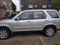 HONDA CRV 2006 CLEANED AND WELL LOOKED AFTER £3,200