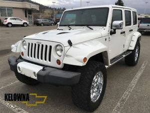 2011 Jeep WRANGLER UNLIMITED Sahara | Awaiting Reconditioning