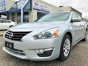 2015 NISSAN ALTIMA 2.5S**BACK CAMERA/BLUETOOTH/NO ACCIDENTS***