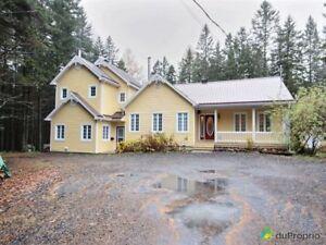 350 000$ - Maison à un étage et demi à vendre à St-Georges