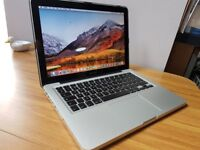 Apple Macbook Pro 13 Core i5 - Office - Only 288 on Battery Cycle