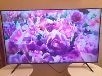Samsung QLED 58 Inch 2020 4K Ultra HD HDR Smart LED TV (Model QE58Q60TAU)!!!