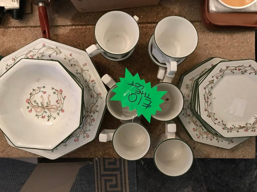 Johnson brothers crockery Set from the seventies | in Cambridge ...