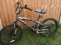 Punish BMX Bike - bicycle for kids with lock