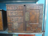Tsung Antique chest 1850