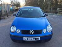 Volkswagen Polo 1.4 TDI S 3dr (a/c) HPI CLEAR+6 MONTHS WARRANTY