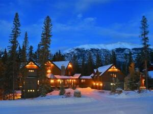 127 Cairns LD Three Sisters, Canmore, Alberta