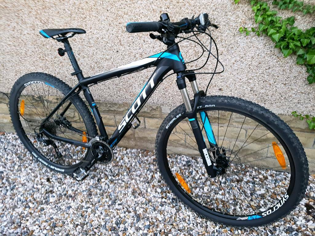 eb115603577 Scott Scale 960 2014 Hardtail 29er Mountain Bike Large Frame | in ...