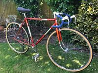 "Vintage 1971 Carlton ""rat look"" single speed..."