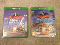 Worms W.M.D All Stars [Includes Holographic Sleeve] Xbox One