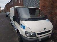 54 plate ford transit starts and drives no mot