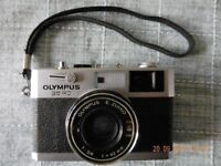Olympus 35RC 35mm camera