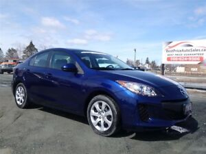 2012 Mazda MAZDA3 AUTO!! LOW KMS!!! CERTIFIED!!